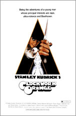 Wall Sticker  A Clockwork Orange