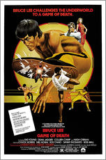 Gallery print  Game of Death - Entertainment Collection