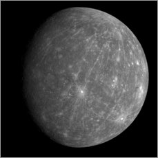 Gallery print  Planet Mercury