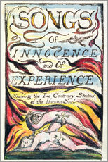 Wall Stickers  Songs of Innocence and of Experience - William Blake