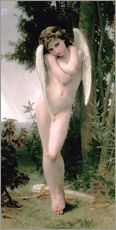 Gallery Print  Cupid - William Adolphe Bouguereau