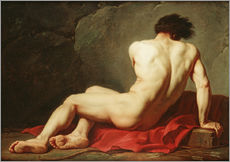 Gallery print  Patrocles - Jacques-Louis David