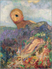 Wall sticker  The Cyclops - Odilon Redon