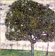 Gallery print  The Apple Tree II - Gustav Klimt