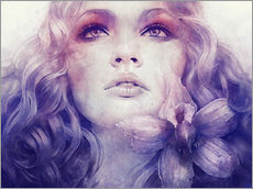 Wall sticker  July - Anna Dittmann