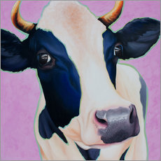 Wall sticker  cow Josefine - Renate Berghaus