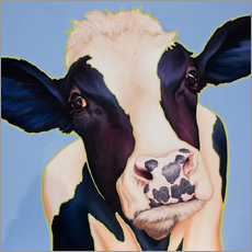 Wall sticker cow Trudi