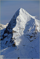 Wall Stickers  Eiger North Face - Gerhard Albicker