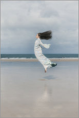 Gallery print  playing with the wind - Joana Kruse