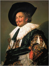 Frans Hals - The Laughing Cavalier