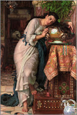 Gallery print  Isabella and the pot of Basil - William Holman Hunt