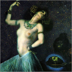 Wall Stickers  Salome II - Franz von Stuck