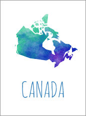 Wall sticker  Canada - Stephanie Wittenburg