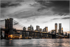 Hannes Cmarits - NYC  Brooklyn Bridge   ck