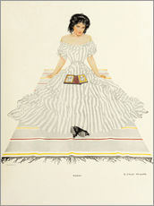 Wall Sticker  Which - Clarence Coles Phillips