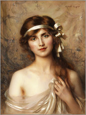 Wall sticker  The White Ribbon - Albert Lynch
