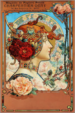 Wall sticker  Charpentier Deny - Louis Theophile Hingre