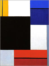Gallery print  Composition xxi - Theo van Doesburg