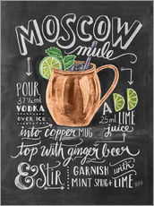 Wall Stickers  Moscow mule - Lily & Val