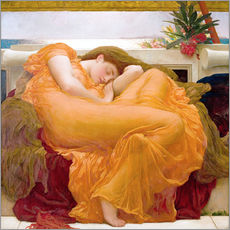 Wall sticker  Flaming June - Frederic Leighton