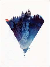 Gallery print  Near to the edge - Robert Farkas