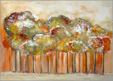Gallery print  Flower Forest - Tina Melz
