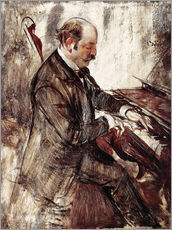 Giovanni Boldini - The Pianist