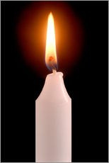 Wall Stickers  Candle flame - Victor de Schwanberg