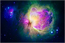 Gallery print  Great Orion Nebula - Luke Dodd