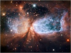 Wall sticker Nebula Sh 2-106