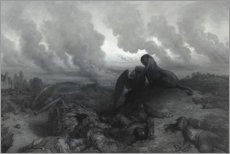 Canvas print  The Enigma - Gustave Doré