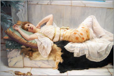Gallery print  The Betrothed - John William Godward