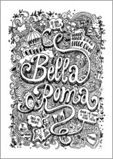 Wall Stickers  Bella Roma - Sammy Joisten