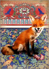 Gallery print  The Fox - Mandy Reinmuth