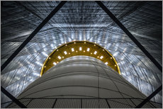 Gallery print  Gasometer - Big Air Package - Ercan Sahin