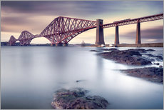 Gallery print  Forth Rail Bridge - Martin Vlasko