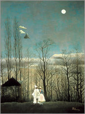 Gallery print  A Carnival Evening - Henri Rousseau