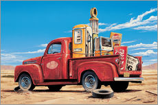 Gallery print  Route 66 Memories - Georg Huber