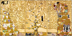Gustav Klimt - The Tree of Life (Detail)