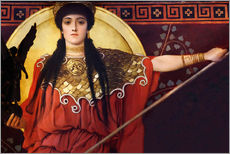 Wall sticker  Ancient Greece (Athena) - Gustav Klimt