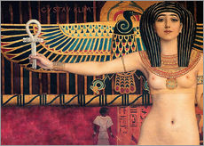 Wall Stickers  Ancient Egypt (Isis, Zwickel image) - Gustav Klimt