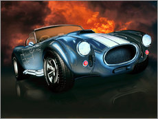 Wall sticker  Sportscar - Kalle60