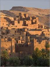 Gallery print  Kasbah Ait Benhaddou near Ouarza - Lee Frost