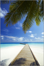 Gallery print  Jetty, Maldives - Sakis Papadopoulos