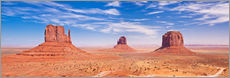 Wall sticker  Monument Valley Navajo - Neale Clarke