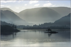 Wall sticker  Lake Ullswater, Cumbria - James Emmerson