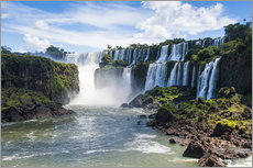 Wall sticker  Foz de Iguazu - Michael Runkel