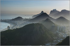 Wall Stickers  View from the Sugarloaf - Michael Runkel