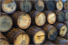 Alan Copson - Casks (barrels), Port Askaig