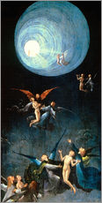 Wall sticker  The Ascent to the Heavenly Paradise - Hieronymus Bosch